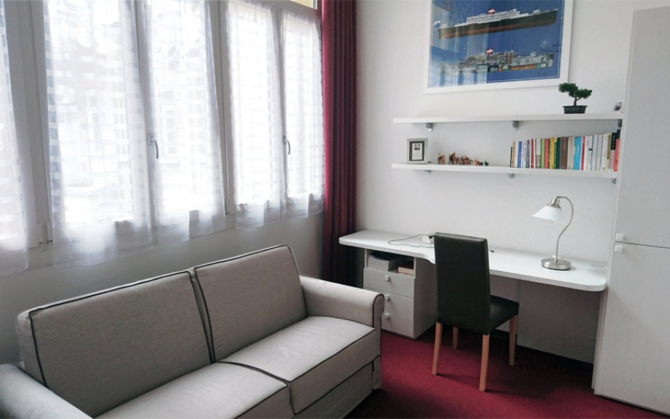 Ufficio Discount : Photogallery of the rivalto university hall of residence in trieste